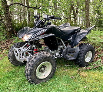 ATV Rental Company Off-Road Vehicle In Seattle, WA